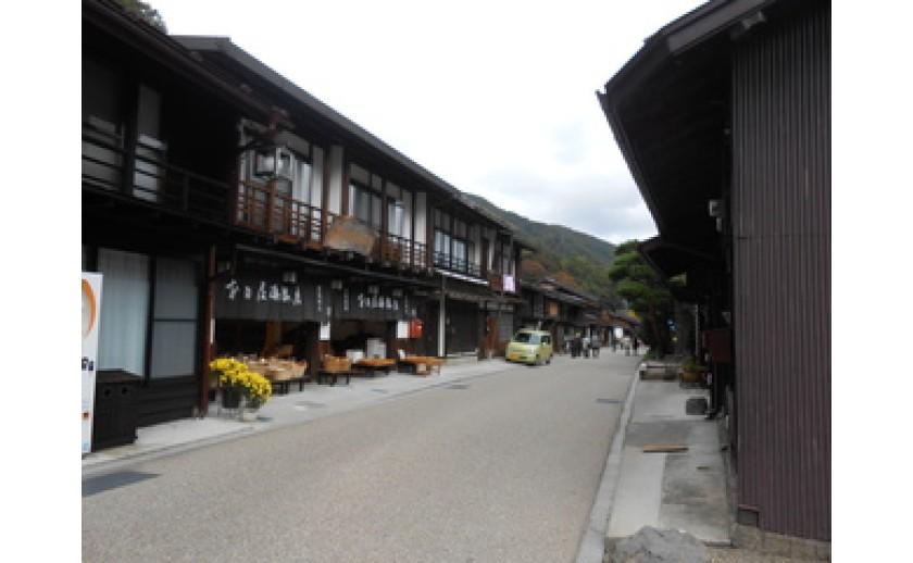 研修旅行に行ってきました in 奈良井宿 妻籠宿