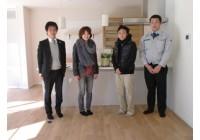 平成26年2月22日 岐阜市内M様 完成・お引き渡しおめでとうございます。