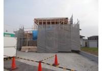 アトリエSUN様 美容室新築工事