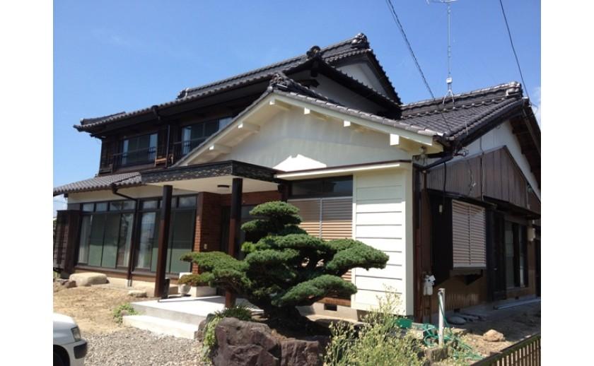 平成24年8月25日 岐阜県羽島市 住宅リフォーム Y様邸 工事完了・お引き渡しおめでとうございます。