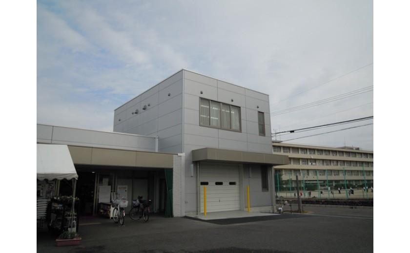 平成24年11月29日 JAぎふ川島支店(増築)完成・お引き渡しおめでとうございます。
