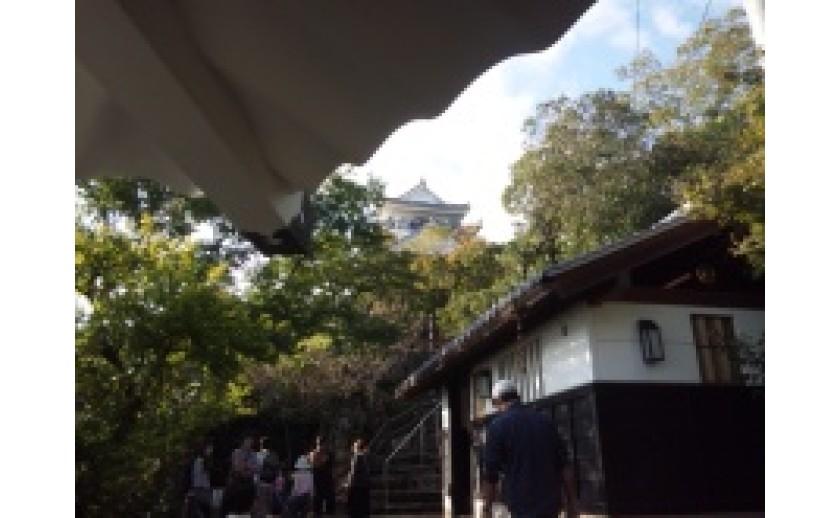 金華山に登ってきました。 by日置