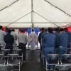MTK(株)様 安全祈願祭を執り行いました。
