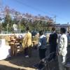 三建塗装工業(株)様 地鎮祭を執り行いました。